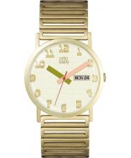Orla Kiely OK4056 Ladies madison vergulde armband horloge