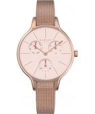 Radley RY4248 Ladies soho rose goud verguld mesh horloge