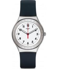 Swatch YGS135 Zwart reflexie horloge