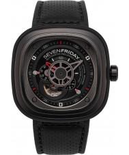 Sevenfriday P3B-01 Racer horloge