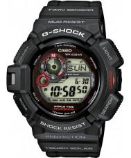 Casio G-9300-1ER Mens G-SHOCK twin sensor op zonne-energie horloge