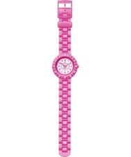 Flik Flak FCSP012 Meisjes roze zomerbries witte wacht