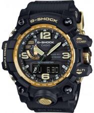 Casio GWG-1000GB-1AER Mens G-SHOCK zwarte zonne-energie kompas horloge