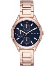 DKNY NY2661 Dames Woodhaven horloge