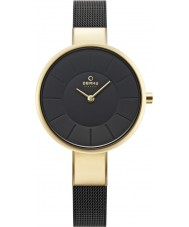 Obaku V149LXGBMB Dames sol horloge