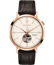 Bulova 97A136 Mens automatische horloge