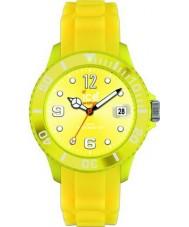 Ice-Watch SI.YW.B.S.12 Sili forever geel bandje horloge