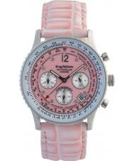 Krug-Baumen 400515DS Luchtreiziger roze wijzerplaat roze band