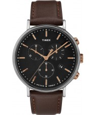 Timex TW2T11500 Fairfield-horloge