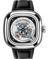 Sevenfriday S1-01 soldaat horloge
