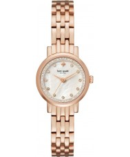 Kate Spade New York KSW1243 Ladies mini monterey rose gouden stalen armband horloge