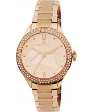 Radley RY4190 Ladies rose goud vergulde armband horloge met stenen