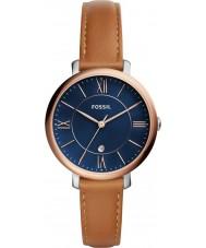 Fossil ES4274 Dames jacqueline horloge