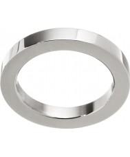 Edblad 3153441980-M Ladies MATERIA slanke stalen ring - size p (m)