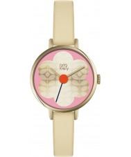 Orla Kiely OK2150 Dames iris horloge