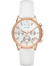 Armani Exchange AX4364 Dames jurk horloge