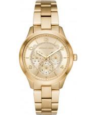Michael Kors MK6588 Dames start-en landingsbaan horloge