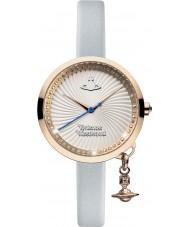 Vivienne Westwood VV139RSBL Dames boog horloge