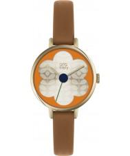 Orla Kiely OK2152 Dames iris horloge