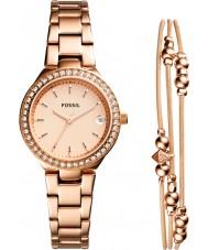 Fossil ES4337SET Dames blane horloge
