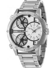 Police 14699JS-01M Mens ratelslang horloge