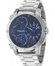 Police 14699JS-02M Mens ratelslang horloge