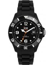 Ice-Watch 000123 Kleine sili altijd zwart horloge