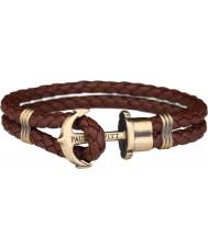 Paul Hewitt PH-PH-L-M-BR-M Phrep armband