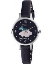 Radley RY2479 Dames zilveren voering horloge