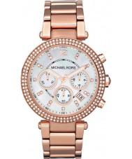 Michael Kors MK5491 Ladies parker chronograafhorloge