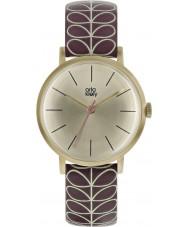 Orla Kiely OK2178 Dames Patricia horloge
