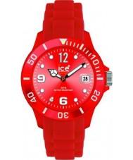 Ice-Watch 000139 Sili voor altijd rode riem horloge