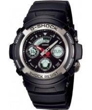 Casio AW-590-1AER Mensen van de g-schok chronograaf sporthorloge