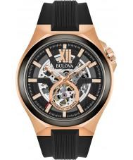 Bulova 98A177 Mens automatische horloge