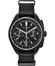 Bulova 98A186 Mens lunar piloot chronograaf horloge
