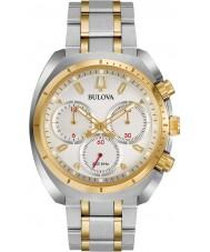Bulova 98A157 Mens sport curv horloge