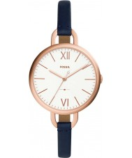 Fossil ES4355 Dames annette horloge