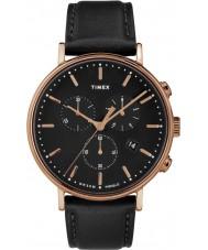 Timex TW2T11600 Fairfield-horloge