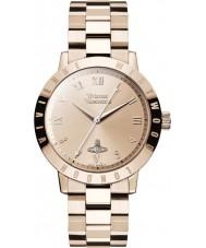 Vivienne Westwood VV152RSRS Dames bloomsbury horloge