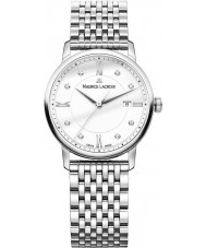 Maurice Lacroix EL1094-SS002-150-1 Ladies Eliros zilveren stalen armband horloge