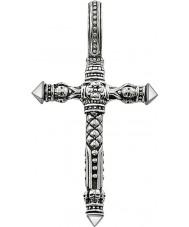 Thomas Sabo PE503-001-12 Mens zilveren kruis hanger