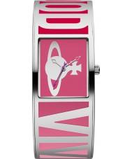 Vivienne Westwood VV084PK Dames band horloge