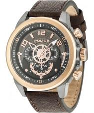 Police 15036JSUR-61 Mens belmont horloge