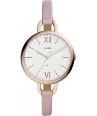 Fossil ES4356 Dames annette horloge