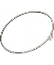 Edblad 31630007-S Ladies goddelijke vleugels maat small zilver toon armband