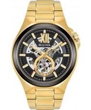 Bulova 98A178 Mens automatische horloge