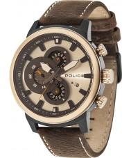 Police 15037JSBBR-04 Mens explorer horloge