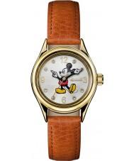 Disney by Ingersoll ID00901 Ladies unie bruine lederen band horloge