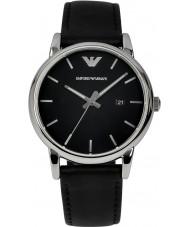 Emporio Armani AR1692 Mens klassiek zwart horloge