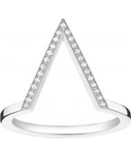 Thomas Sabo D-TR0020-725-14-52 Dames glam en ziel 925 sterling zilveren diamanten ring - de grootte m.5 (eu 52)
